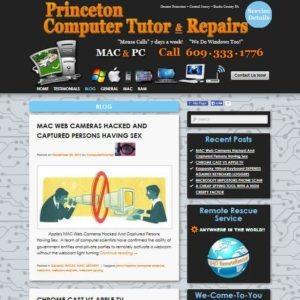 princeton computer tutor blog