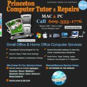 Princeton Computer Repairs & Tutoring