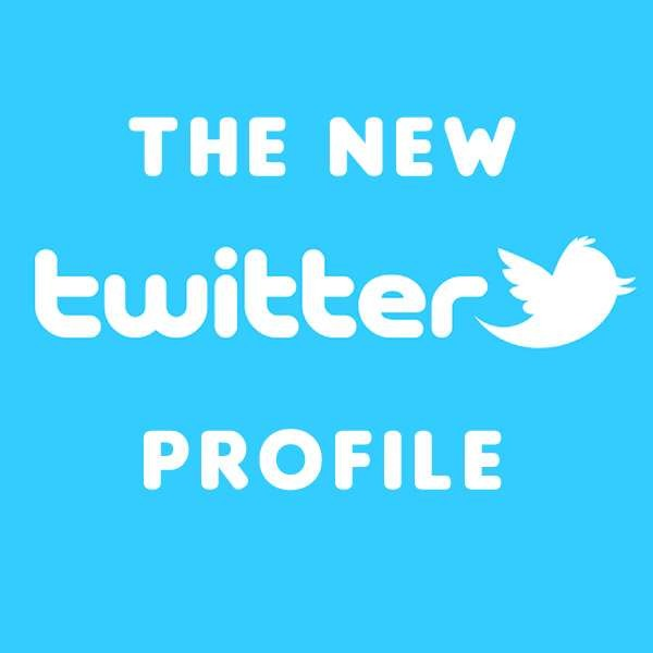 Twitters New Improved Profile with Pictures