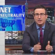 Net Neutrality, FCC, and Jon Oliver