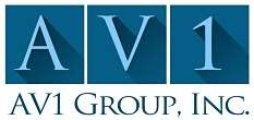 Logo for AV1 Group