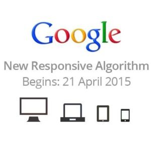 Google Responsive Algorithm