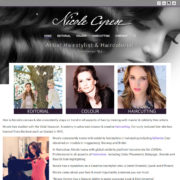 Nicole Cyrese – Artist Hairstylist & Haircolorist